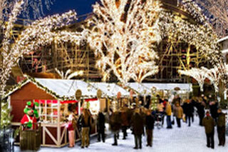 christmas market sweden