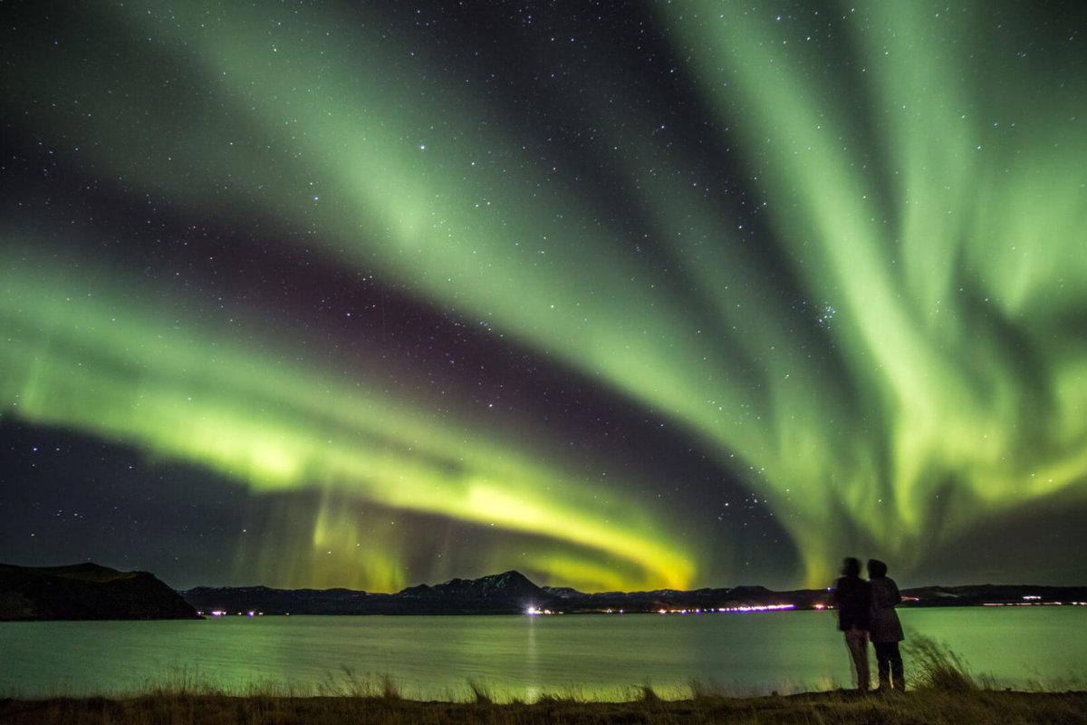 northern lights holidays