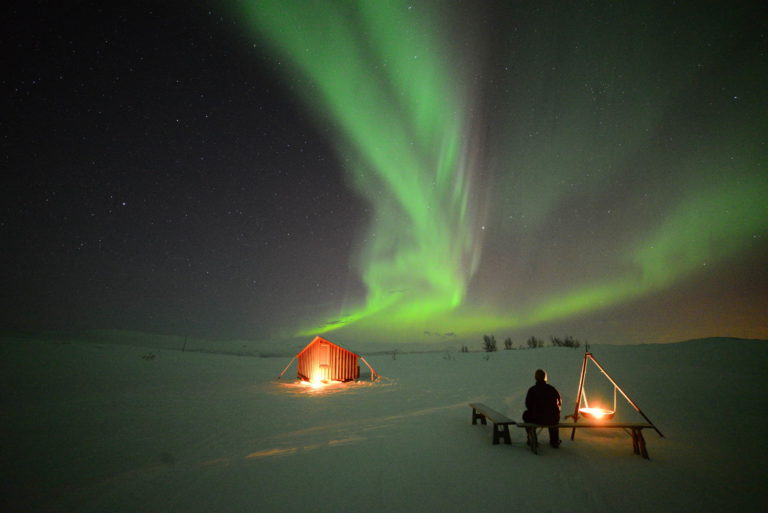 Luxury Northern Lights Holidays In Sweden With Off The Map