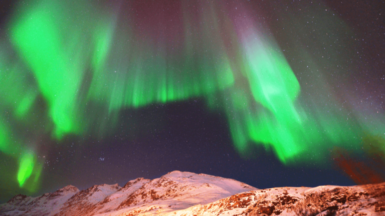 Best Time To See Northern Lights In Norway