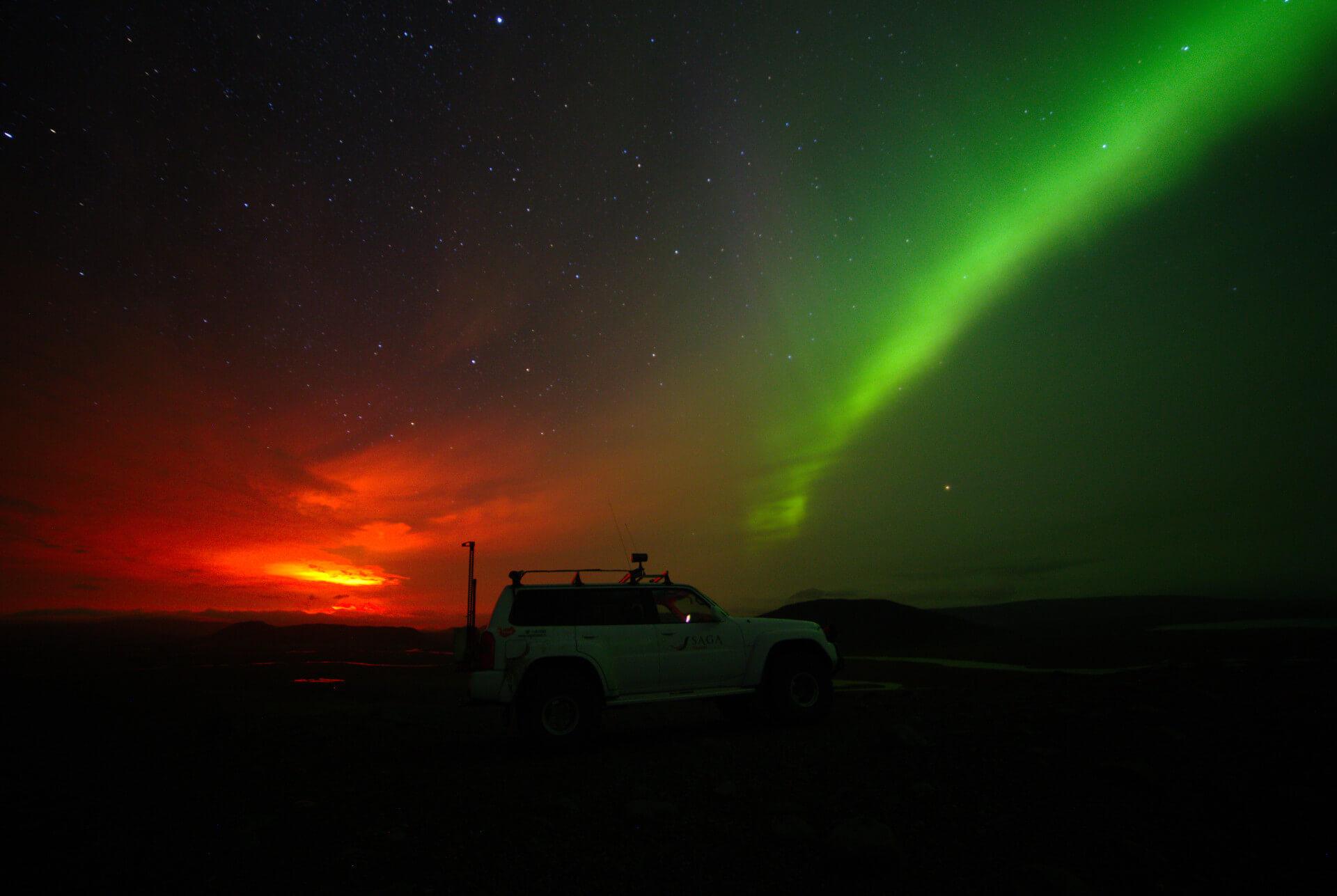 northern lights holidays iceland