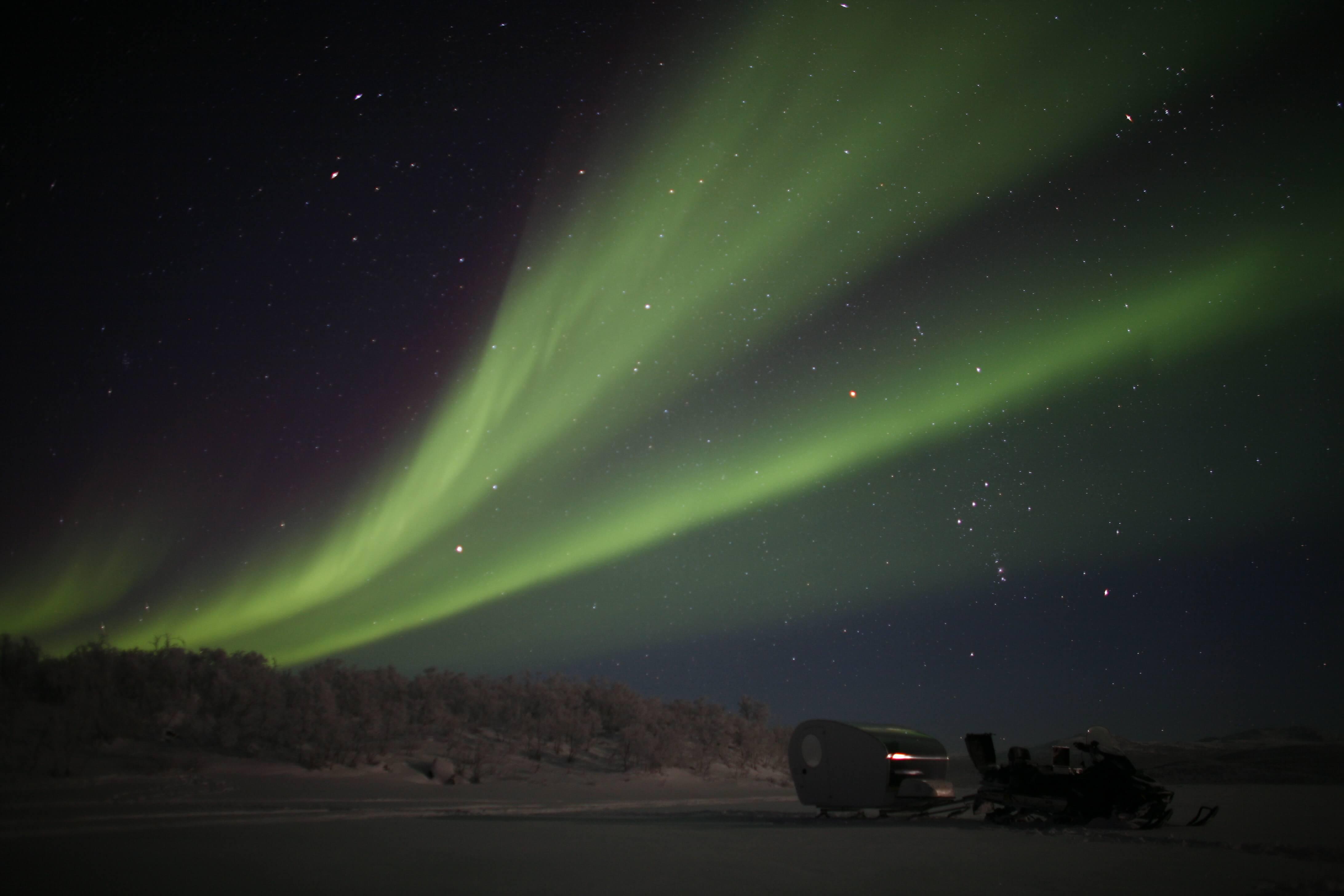 finland northern lights holidays
